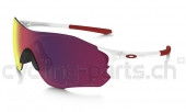 Oakley EVZero Path matte white/prizm road Brille