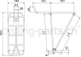gep cktr ger cycling veloteile velo ersatzteile. Black Bedroom Furniture Sets. Home Design Ideas