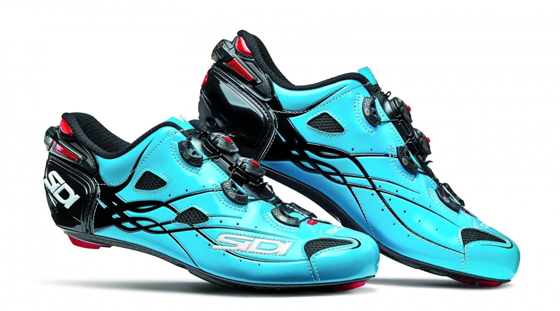 Sidi Carbon Rennradschuhe Blue Cycling Parts Shot Lucido Skyblack zqMVpSU
