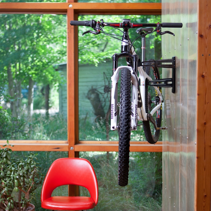 velo stop Fahrrad Wandhalterung Bike Wallrack